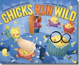 Chicks Run Wild book cover