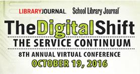 Digital Shift 2016 virtual conference logo