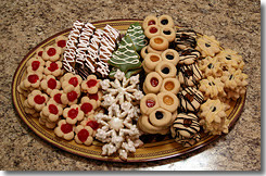 Host A Holiday Cookie Swap Your Library Library Sparks